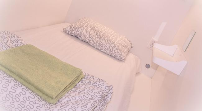 Capsule Hostel - Moscow - Bedroom