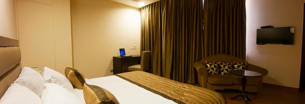 Hotel Aura, Igi Airport - New Delhi - Bedroom