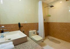 Hotel Aura, Igi Airport - นิวเดลี - ห้องน้ำ