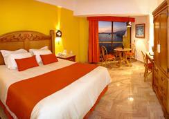 Copacabana Beach Hotel Acapulco - อคาปุลโก - ห้องนอน