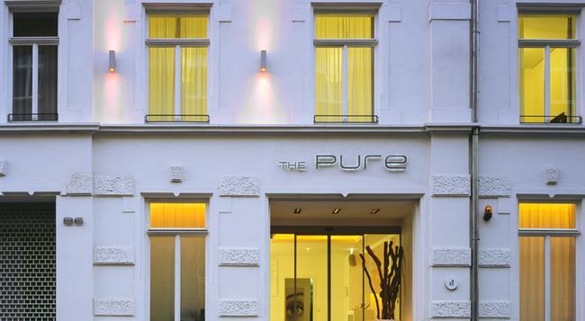 The Pure - Frankfurt am Main - Building