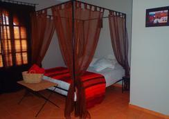 Riad Les Deux Mondes - เอสเซาอิรา - ห้องนอน