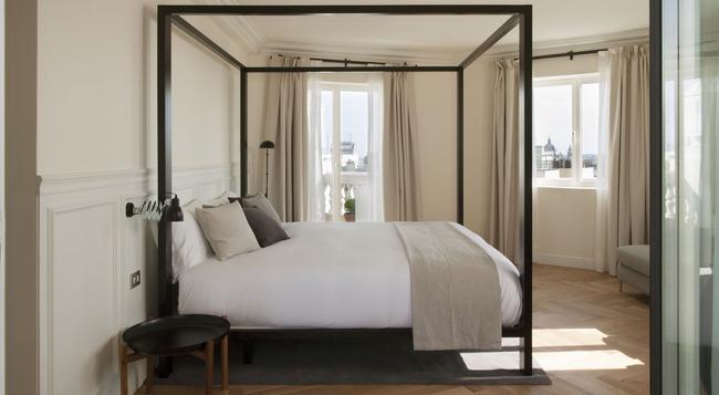 Dear Hotel Madrid - Madrid - Bedroom