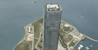 The Ritz-Carlton Hong Kong - ฮ่องกง - อาคาร
