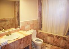 Hotel Posada del Sol Inn - ทอร์เรออน - ห้องน้ำ