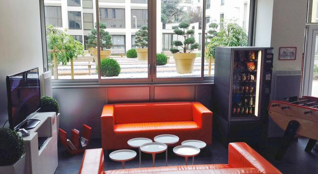 Lyon Appart' Hotel - Lyon - Lounge
