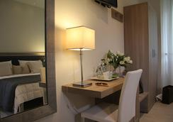 Hotel Zara Milano - มิลาน - ห้องนอน