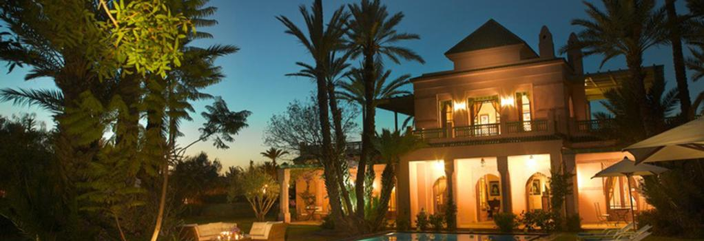 Palmeraie Village - Marrakesh - Building