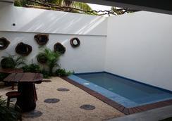 The Green Village Hotel - พลาย่า เดล ตาร์เมน - สระว่ายน้ำ