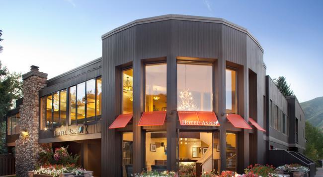 Hotel Aspen - Aspen - Building