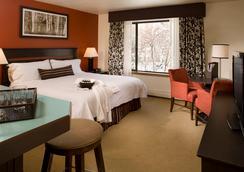 Hotel Aspen - แอสเพน - ห้องนอน