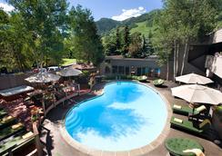 Molly Gibson Lodge - แอสเพน - สระว่ายน้ำ