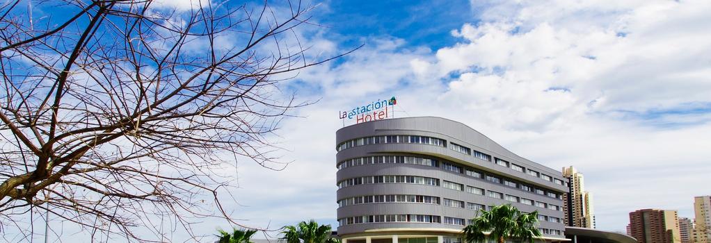 Hotel La Estacion - Benidorm - Building