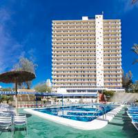 Hotel Poseidón Playa Exterior