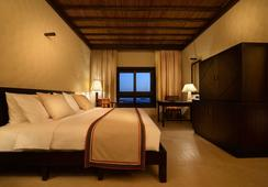 Atana Musandam Resort - คาห์ซาบ - ห้องนอน