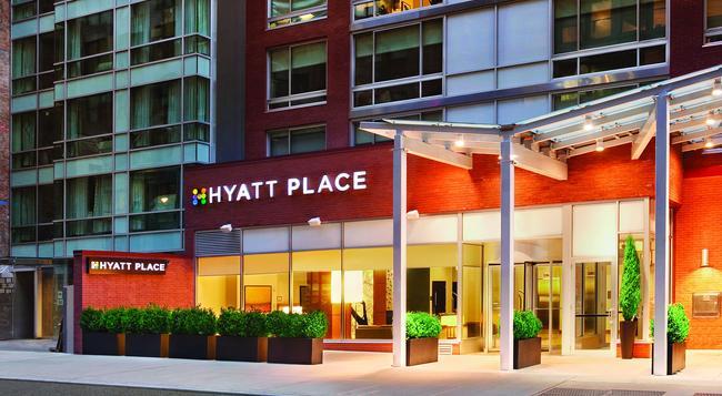 Hyatt Place New York Midtown South - New York - Building
