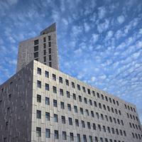 Fosshotel Reykjavik Hotel Front