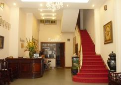Prince 1 Hotel - Luong Ngoc Quyen - ฮานอย - ล็อบบี้