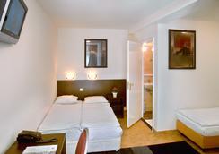Hotel Alexander - อัมสเตอร์ดัม - ห้องนอน