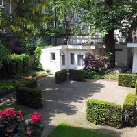 Hotel Alexander Garden View
