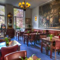 Hotel Alexander Breakfast Area