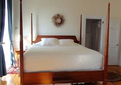 Christopher Dodge House - สุขุม - ห้องนอน