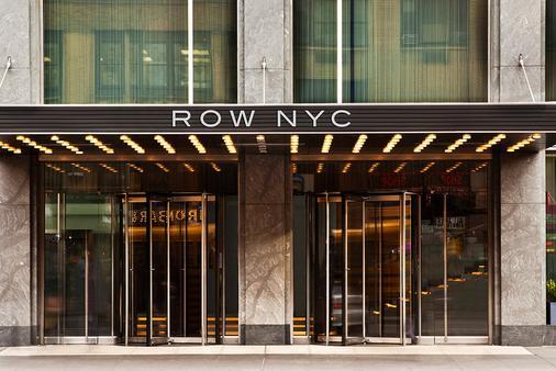 โรว์ เอ็นวายซี - นิวยอร์ก - อาคาร
