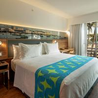 Arena Leme Hotel Guestroom