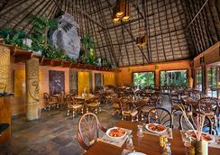 Ramon's Village Resort - ซานเปโดร - ร้านอาหาร