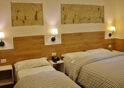 Hotel Ideal - เนเปิลส์ - ห้องนอน