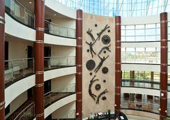 The Boma Hotel - ไนโรบี - ล็อบบี้