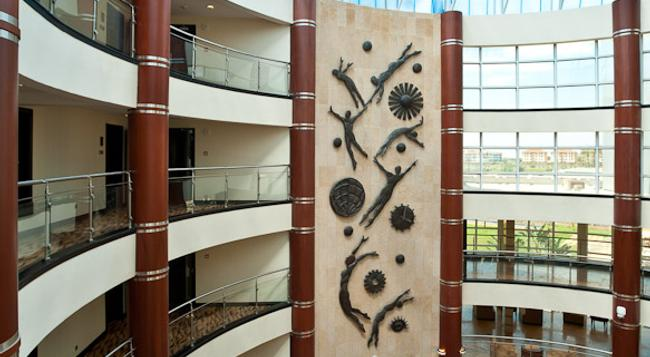 The Boma Hotel - Nairobi - Lobby
