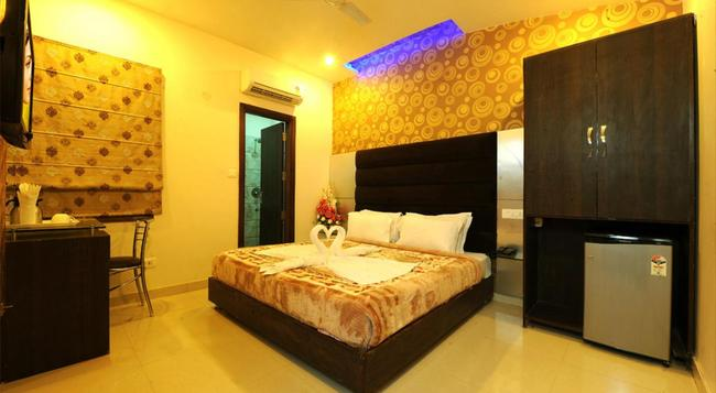 Hotel Pearl Inn & Suites - Amritsar - Bedroom