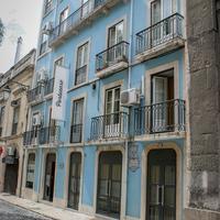 Hotel Portuense Hotel Front