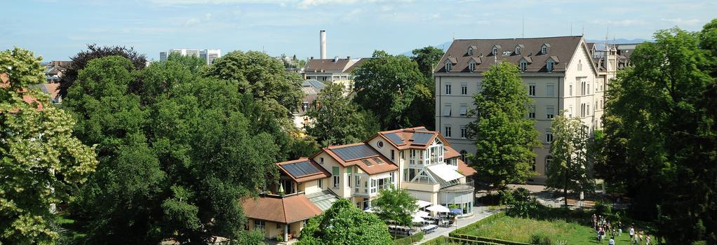 Hotel Bildungszentrum 21 - Basel - Building