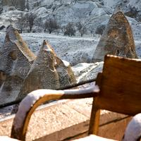 Cappadocia Cave Resort & Spa Winter Scenery fom CCR Hotels