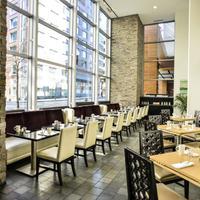 Revere Hotel Boston Common Breakfast Area