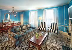 Kensington Park Hotel - ซานฟรานซิสโก - เลานจ์