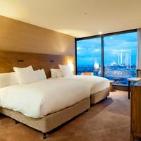 Hilton Melbourne South Wharf Guestroom