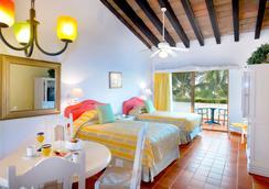 Villa del Mar Beach Resort & Spa Puerto Vallarta - เปอร์โต วัลลาตาร์ - ห้องนอน