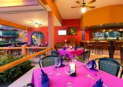 Villa del Mar Beach Resort & Spa Puerto Vallarta - เปอร์โต วัลลาตาร์ - ร้านอาหาร