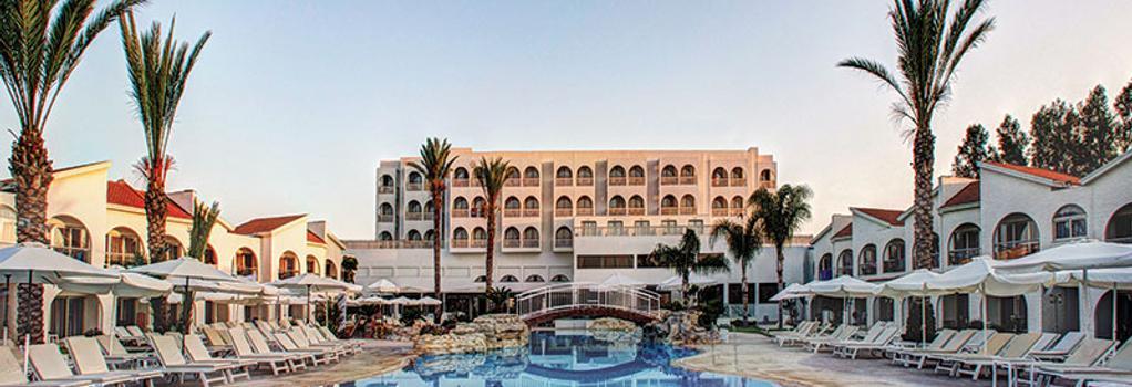 Princess Beach Hotel - Larnaca - Building