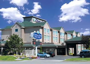Crystal Inn Hotel & Suites - Salt Lake City
