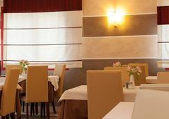 Hotel Menfi - เจโซโล - ร้านอาหาร
