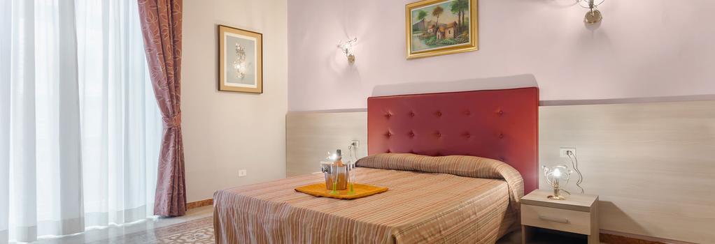 Domus Napoleone - Rome - Bedroom