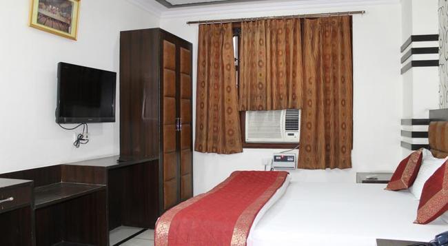 Hotel Unistar - New Delhi - Bedroom
