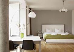 Karlito Apartmenthaus - เบอร์ลิน - ห้องนอน