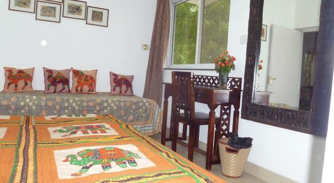 Mayas Nest - New Delhi - Bedroom