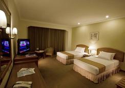Bayview Hotel Georgetown Penang - จอร์จทาวน์ (ปีนัง) - ห้องนอน