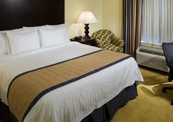 Fairfield Inn and Suites by Marriott Houston Intercontinental Airport - ฮุสตัน - ห้องนอน